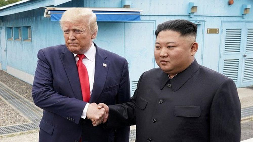Hàn Quốc, đàm phán Mỹ - Triều, nối lại