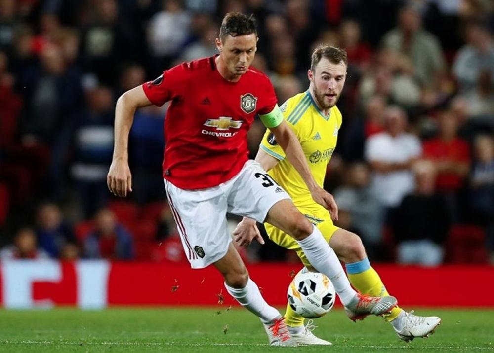 Mason Greenwood. Man Utd, Europa League, Greenwood