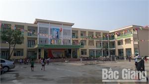 Hơn 26 tỷ đồng xây dựng Trường TH thị trấn Đồi Ngô