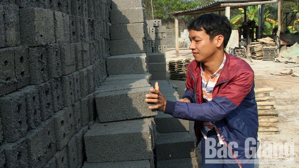 giảm nghèo, hộ nghèo, Bắc Giang, thoát nghèo, hỗ trợ hộ nghèo,  thôn Chẽ, xã Phồn Xương, huyện Yên Thế,  Lê Đức Quỳnh