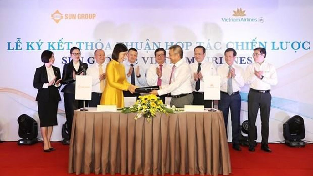 Vietnam Airlines, Sun Group partner to offer package holidays