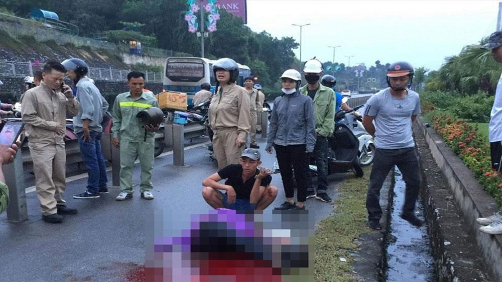 Quảng Ninh: Bắt đối tượng đoạt mạng nữ công nhân trên cầu Bãi Cháy