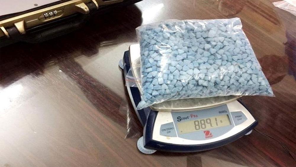 Vận chuyển thuê gần 8 kg ma túy từ Hà Lan về Việt Nam