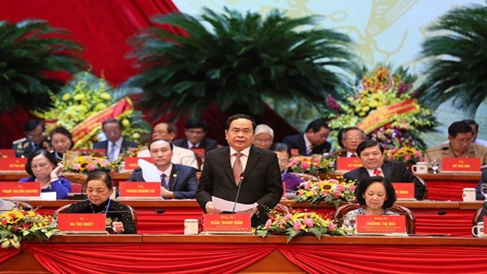 Hiệp thương, cử 374 vị, tham gia, Ủy ban Trung ương MTTQ Việt Nam khóa IX