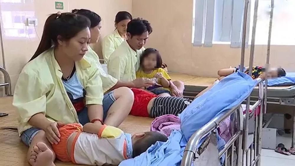 Xác định, nguyên nhân, gần 100 trẻ ở Phú Thọ nhập viện, Trường Mầm non Thụy Liễu,Trung tâm kiểm soát bệnh tật tỉnh Phú Thọ