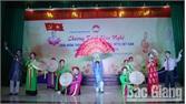 Chương trình ca nhạc chào mừng thành công Đại hội đại biểu toàn quốc MTTQ Việt Nam lần thứ IX