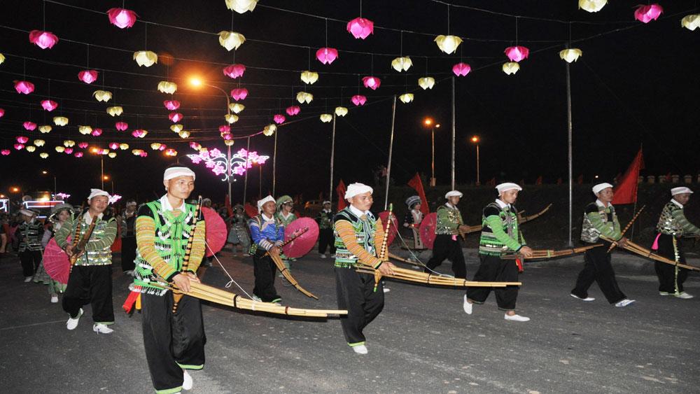 Khai mạc , lễ hội văn hóa, du lịch Mường Lò, khám phá, Danh thắng Quốc gia ruộng bậc thang Mù Cang Chải, năm 2019