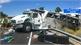 Tai nạn xe chở khách du lịch tại Mỹ