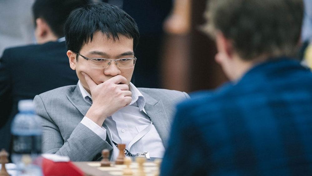 Vietnamese player, Le Quang Liem, European champion, FIDE World Cup, Vietnamese International Grandmaster, rapid games
