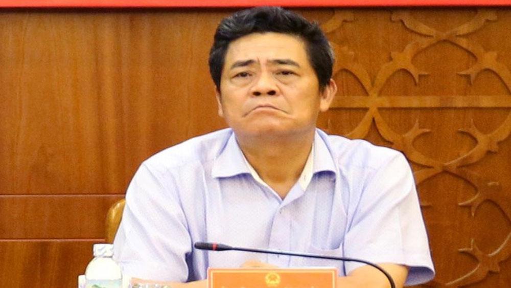Bí thư Tỉnh ủy Khánh Hoà, xin nghỉ hưu trước tuổi,  Lê Thanh Quang