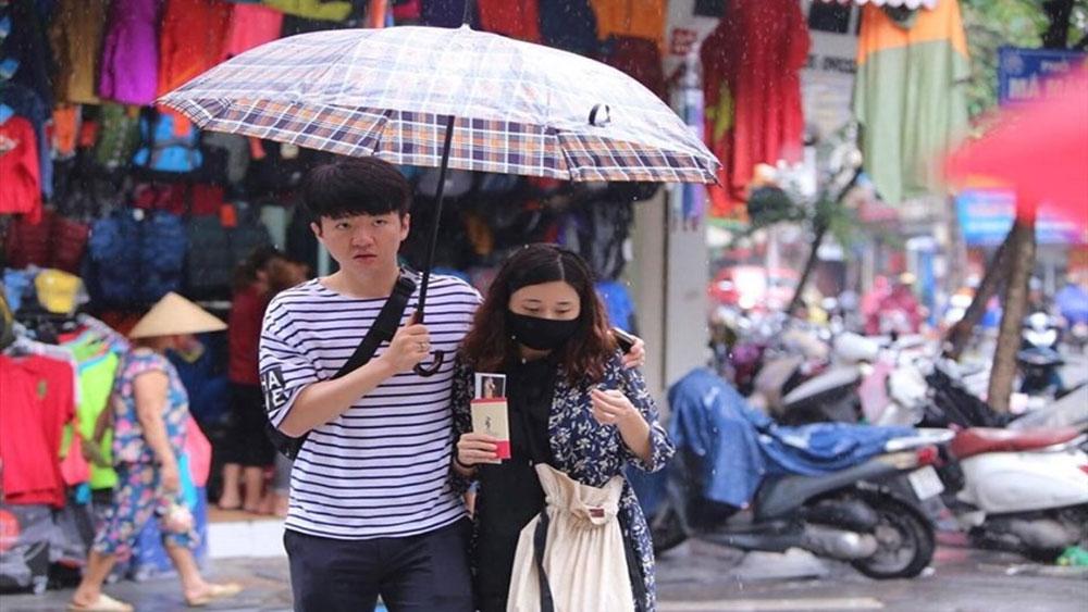 Thời tiết ngày 22-9: Không khí lạnh vẫn lưu lại Bắc Bộ, thời tiết mát mẻ