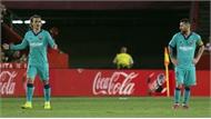 Messi bất lực, Barca trắng tay trước Granada