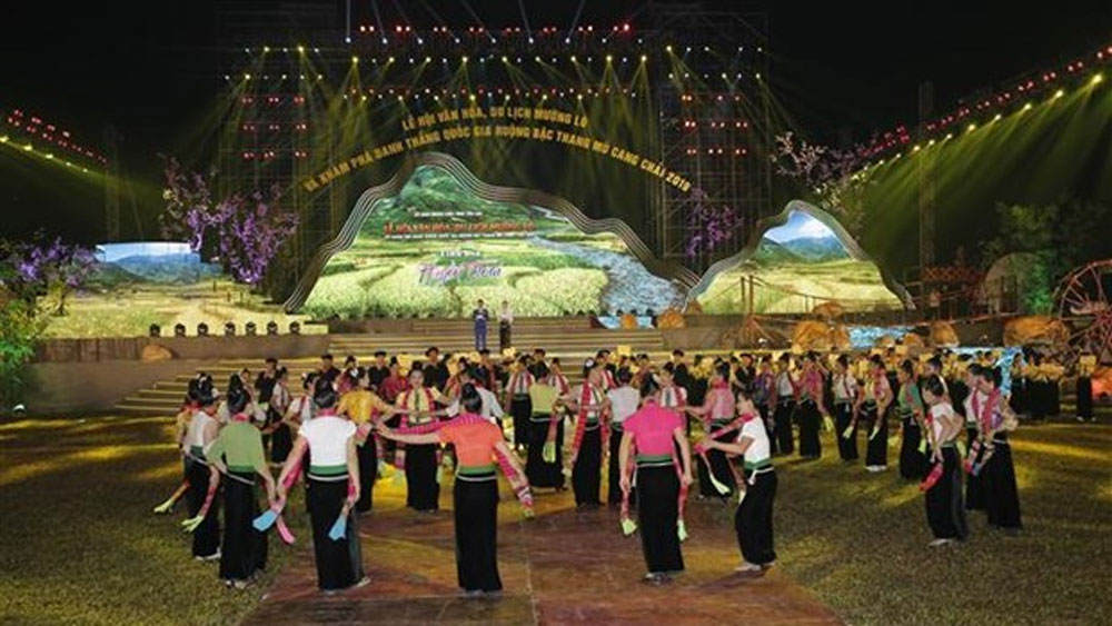 Muong Lo tourism-culture week opens in Yen Bai