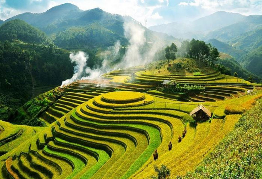 Muong Lo tourism-culture week, Yen Bai province, Mu Cang Chai Terraced Field Festival,  exciting activities