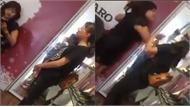 Vụ chủ cửa hàng giày đánh nhân viên: Chuyển vụ việc lên công an quận xử lý