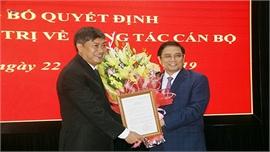Bộ Chính trị chuẩn y tân Bí thư Tỉnh ủy Sơn La