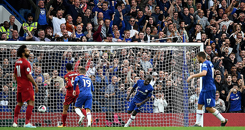 Chelsea, Liverpool, Ngoại hạng Anh