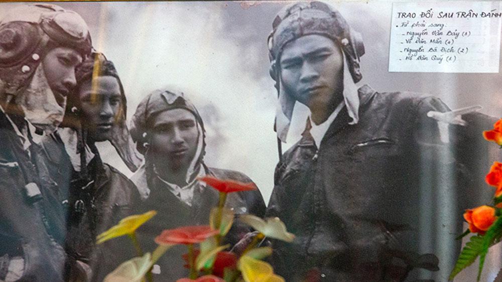 Anh hùng phi công Nguyễn Văn Bảy, qua đời, bắn rơi 7 máy bay Mỹ, Nguyễn Văn Hoa