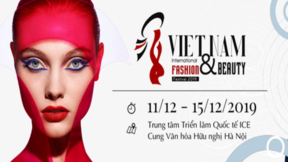 Hanoi, Vietnam int'l fashion & beauty festival, December, largest fashion and beauty fair, Renowned brands, fashion designers