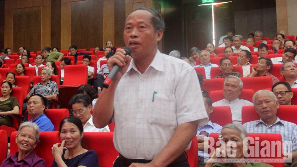 cử tri, thành phố Bắc Giang, đại biểu quốc hội
