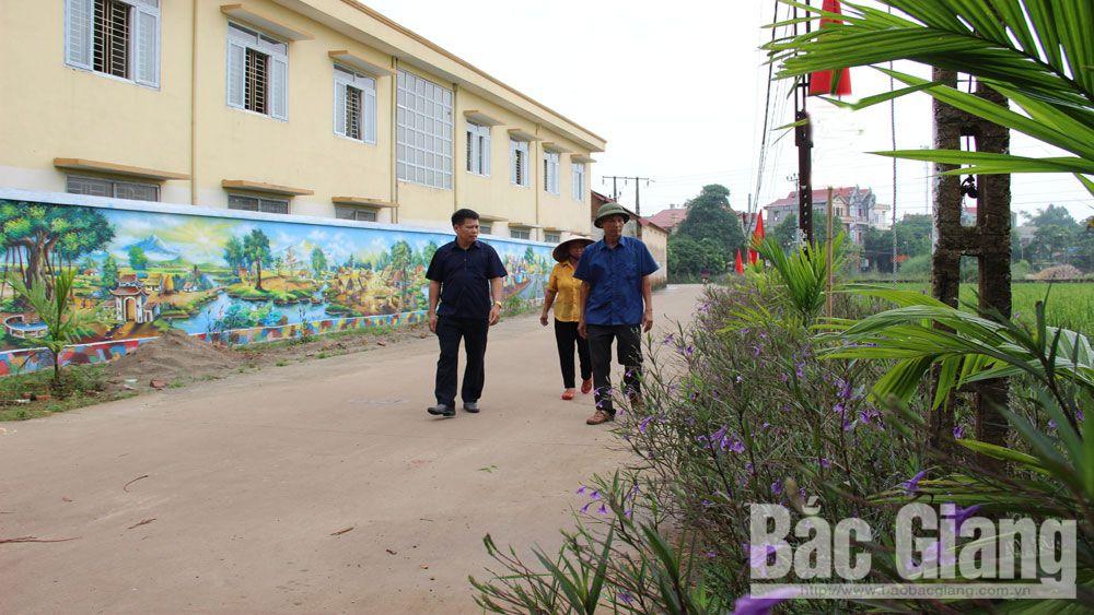 cấp ủy viên, đảng viên, đảng bộ Lạng Giang, Bắc Giang