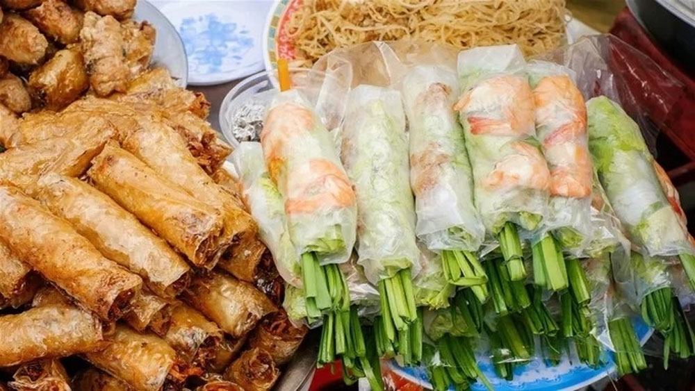 Vietnam in contention for leading culinary destination award