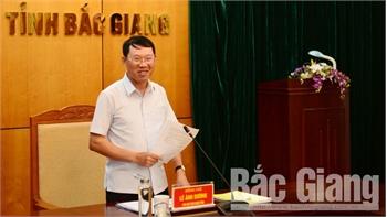 Đại hội Đại biểu các Dân tộc thiểu số tỉnh Bắc Giang diễn ra vào ngày 1 và 2-10