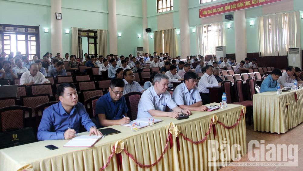 Đại biểu Quốc hội, tiếp xúc cử tri Việt Yên, kiến nghị , ô nhiễm môi trường, công tác cán bộ