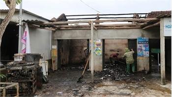 Sau tiếng nổ lớn, hàng trăm thiết bị điện ở Hà Tĩnh bị chập cháy