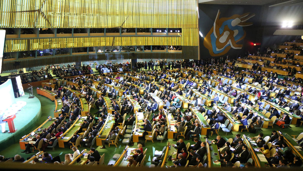 Hội nghị Thượng đỉnh khí hậu Liên Hợp quốc: Cam kết hành động giảm thiểu khí thải nhà kính