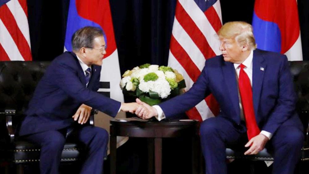 Hàn Quốc hy vọng Mỹ và Triều Tiên tổ chức hội nghị thượng đỉnh lần 3