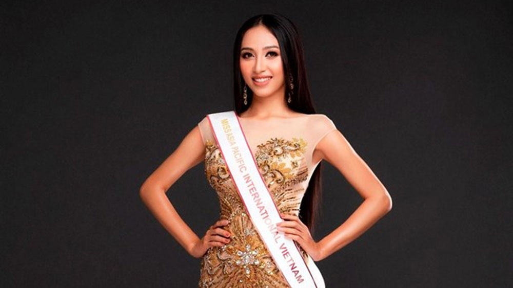 Vietnamese beauty to compete at Miss Asia Pacific International 2019