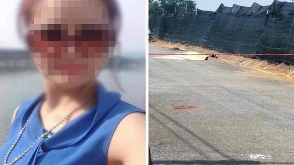 Hé lộ, nguyên nhân, nữ giáo viên cấp 2 , bị chồng sát hại,  tan trường, Nguyễn Tiến Dũng