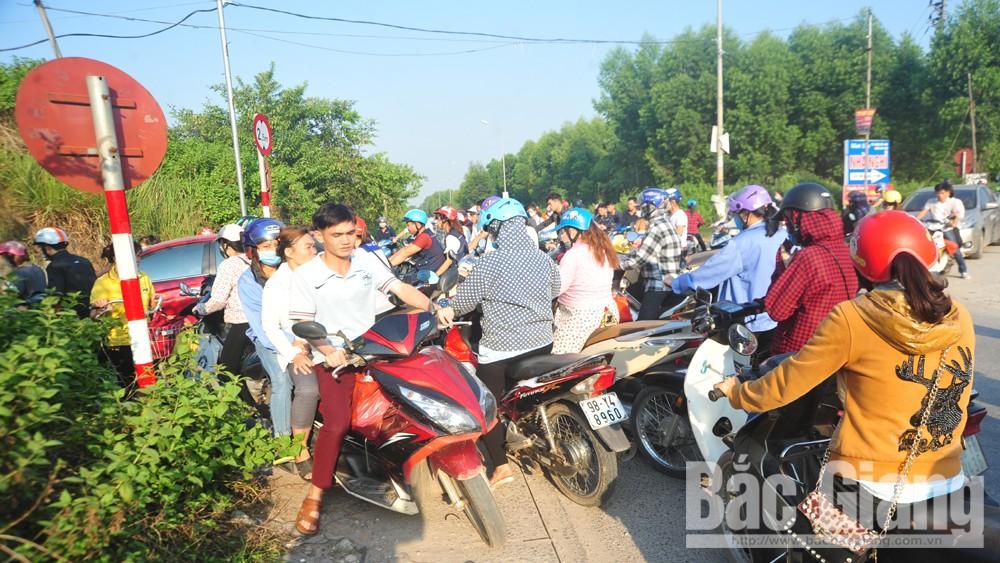 Bắc Giang, cao tốc Hà Nội- Bắc Giang, đường gom dân sinh