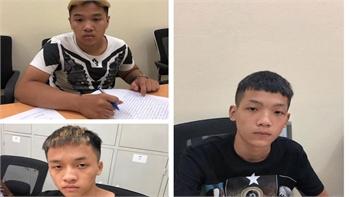 Nhóm thiếu niên chuyên đi cướp tài sản của các tài xế grab ở Hà Nội
