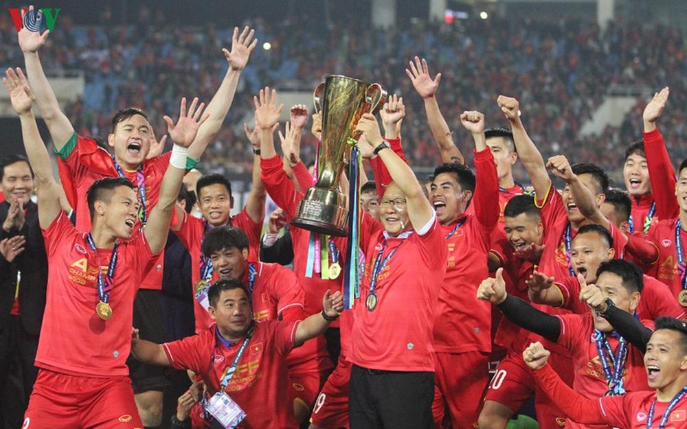 Giấc mơ World Cup, ĐT Việt Nam,  bắt đầu, tâm nguyện của thầy Park