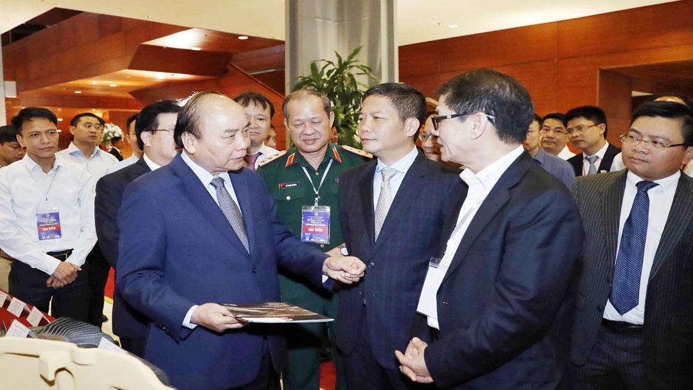 Thủ tướng Nguyễn Xuân Phúc, tạo dựng thị trường, doanh nghiệp cơ khí phát triển