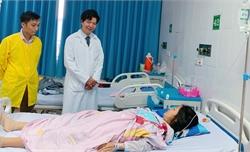 Bắc Giang: Cứu sống mẹ con thai phụ bị nhau tiền đạo hiếm gặp đe dọa tính mạng