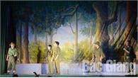 Nhà hát Chèo Quân đội biểu diễn phục vụ nhân dân huyện Hiệp Hòa