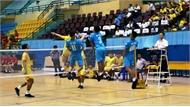Đội tuyển Bắc Giang giành HCV bộ môn đá cầu giải vô địch đồng đội toàn quốc
