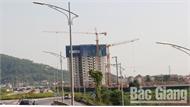 Dự án Khu nhà ở xã hội Vân Trung đang được triển khai thực hiện