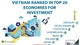 Vietnam ranked in top 20 economies for investment