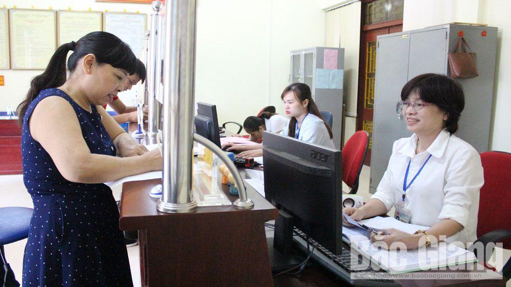 Áp dụng ISO 9001:2015 cấp xã: Nâng chất lượng giải quyết thủ tục hành chính, Tiêu chuẩn quốc gia TCVN ISO 9001, Bắc Giang, giải quyết thủ tục hành chính