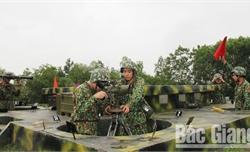Bắc Giang: Nhiều hoạt động chào mừng 75 năm Ngày thành lập Quân đội Nhân dân Việt Nam