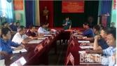 Diễn tập chiến đấu phòng thủ tại xã Đông Hưng