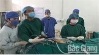 Bác sĩ Chu Mạnh Long: Tận tâm với người bệnh