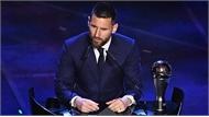 Tranh cãi quanh phiếu bầu cho Messi