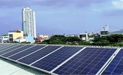 Khánh thành hệ thống điện mặt trời tại Đà Nẵng
