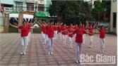 Thành phố Bắc Giang nâng cao đời sống tinh thần người cao tuổi