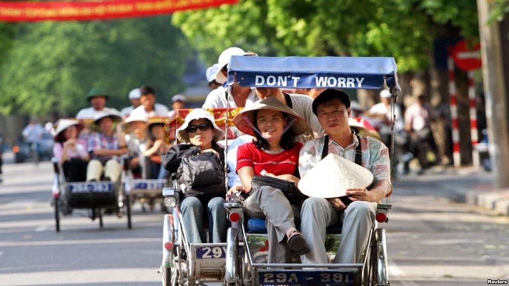 9 tháng, gần 13 triệu lượt du khách quốc tế đến Việt Nam